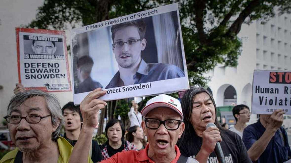 Snowden revela que EE.UU. espió a una universidad china
