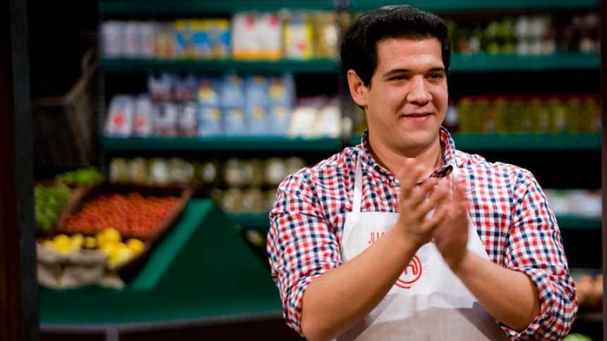 MasterChef - Juan Manuel, el primer finalista