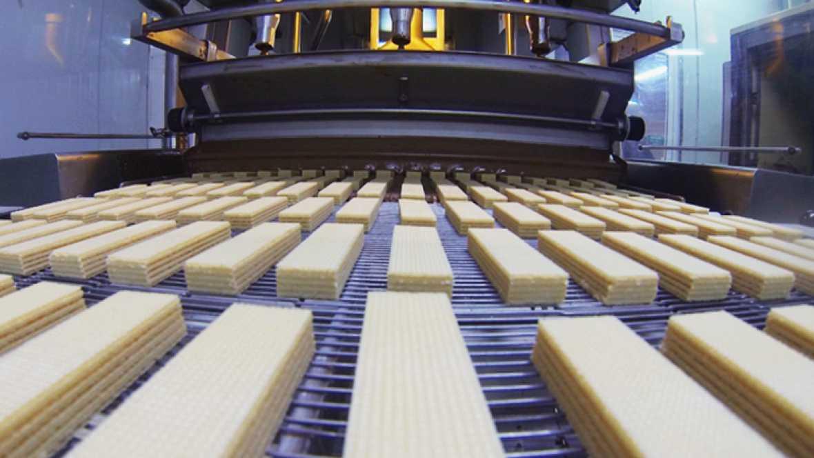 Fabricando Made in Spain - ¿Cómo se elaboran las galletas?
