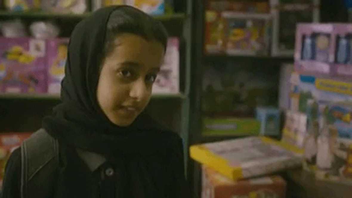 Una mujer dirige por primera vez una película en Arabia Saudí
