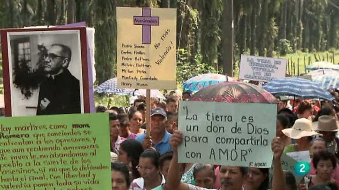 Pueblo de Dios - Honduras: Mártires de la tierra - ver ahora