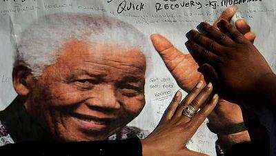 La casa de Mandela se convierte en centro de peregrinación