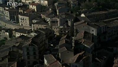 A vista de pájaro - Segovia