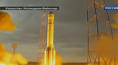 Un cohete ruso se estrella en Kazajistán segundos después de despegar