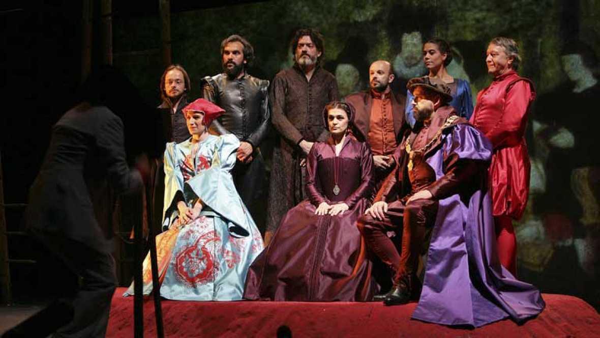 """La Compañía Nacional estrena en Almagro """"La Verdad Sospechosa"""""""