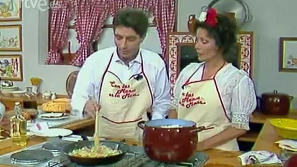 Con las manos en la masa elena santonja cocina con - Casa de joaquin sabina ...