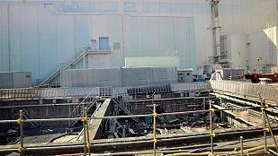 Las autoridades nucleares alertan de una posible fuga de agua radiactiva de la central de Fukushima, en Japón