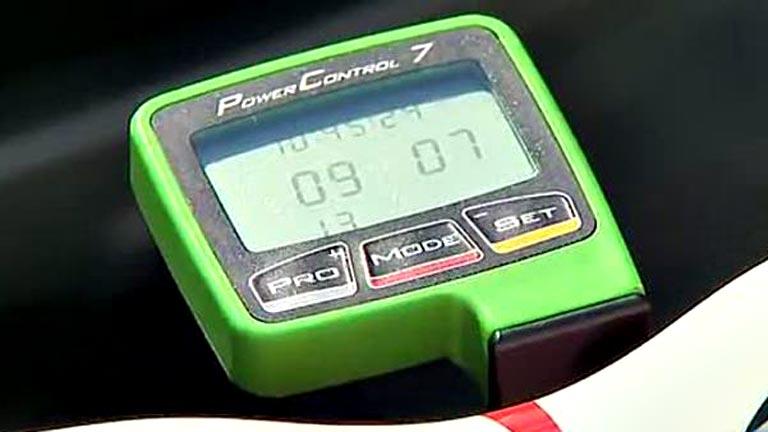Resultado de imagen de potenciómetro ciclismo