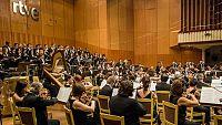 "La orquesta de RTVE graba la banda sonora de la serie de la 1, ""Isabel"""