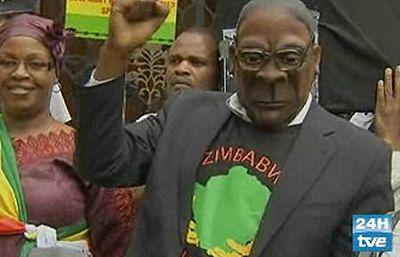 La ONU anuncia sanciones contra Mugabe