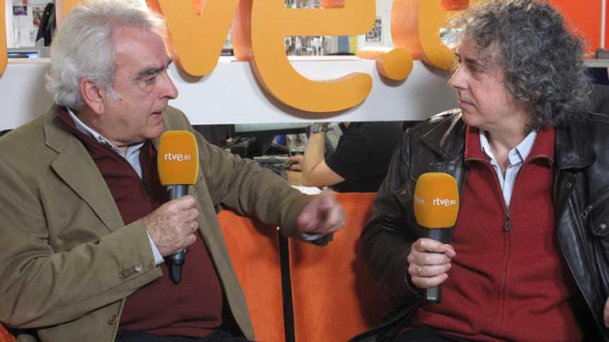 Conversación sobre flamenco entre Velázquez-Gaztelu y Gamboa (comienzo)