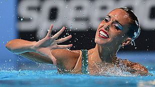 Ona Carbonell, bronce en solo libre
