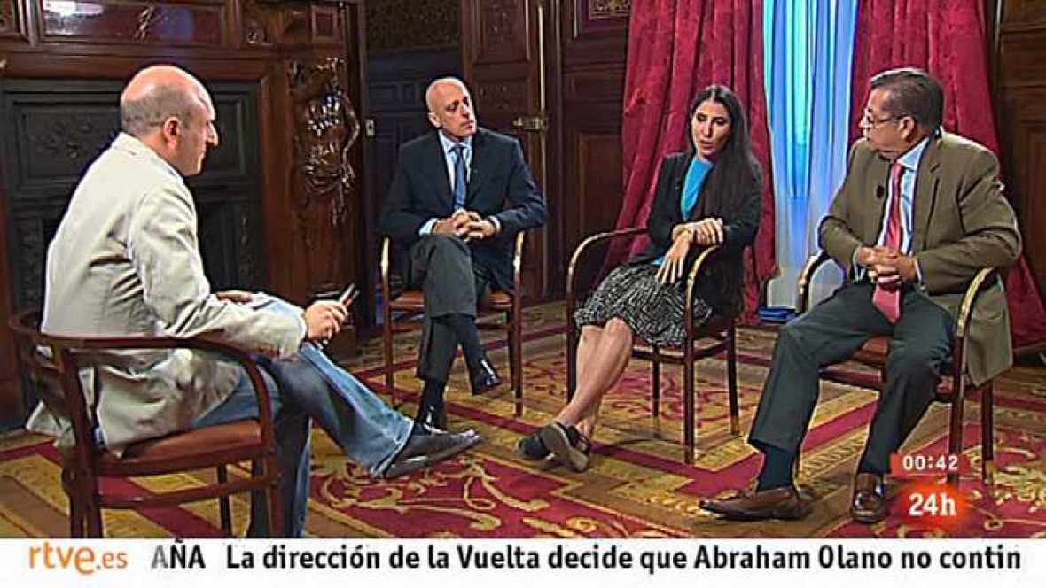 Conversatorios en Casa de América - Yoani Sánchez, Leopoldo Castillo y Carlos Pagni - Ver ahora