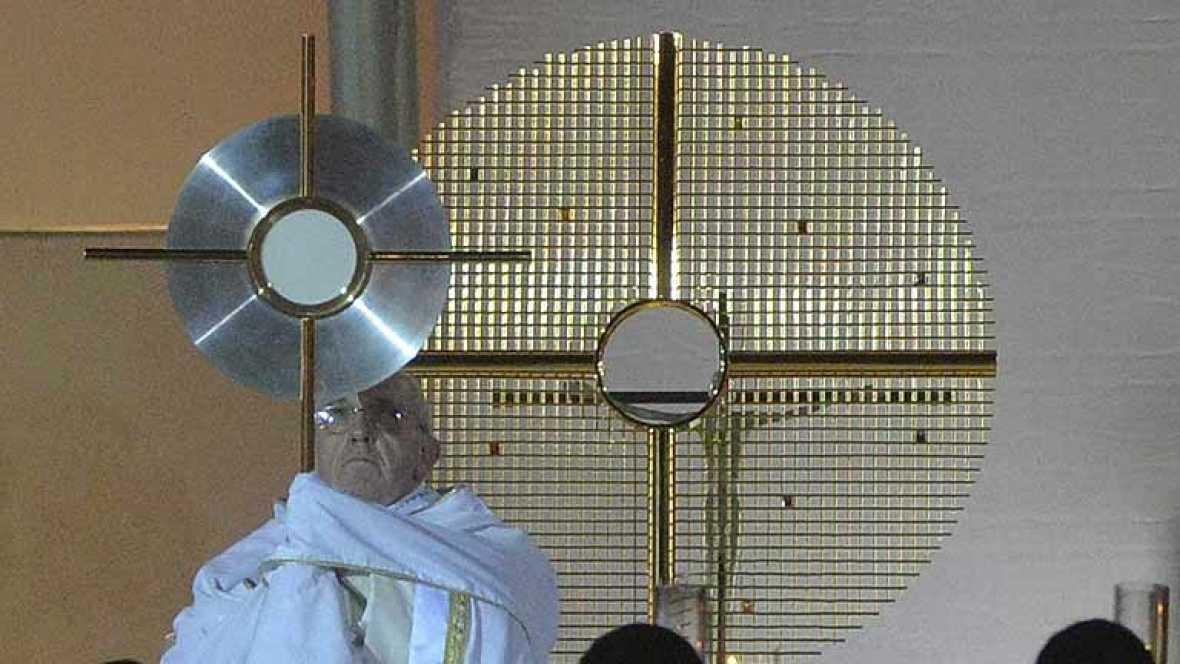 El Papa anima a los jóvenes a protagonizar cambios sociales en la vigilia de la JMJ