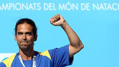 El mito de los saltos de gran altura, Orlando Duque, se ha proclamado primer campeón mundial de la disciplina.