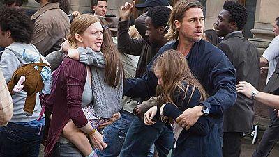 'Guerra Mundial Z', la pel�cula m�s 'palomitera' de Brad Pitt