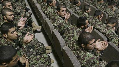 En Portada - Adiós Afganistán