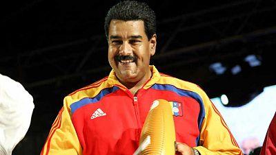 Pulso político en las calles de Caracas