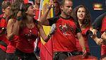 Campeonato del Mundo de Natación de Barcelona - Ceremonia de Clausura