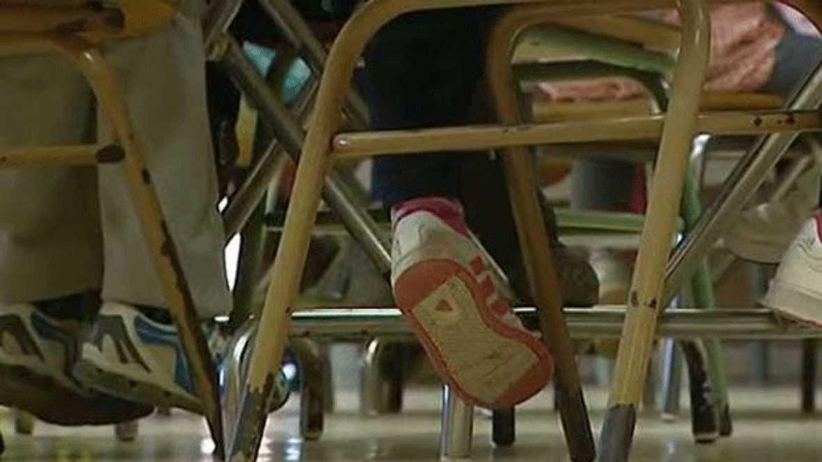 La malnutrición infantil es un problema estructural en Cataluña