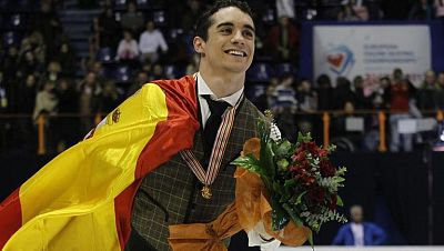Javier Fernández, la gran baza española en Socchi 2014