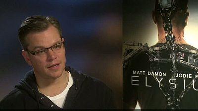 """Matt Damon: """"Llevo más de quince años suplicando un papel a Almodóvar"""""""