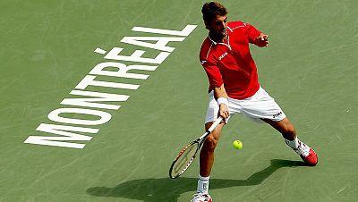 La andadura de Marcel Granollers en el Masters 1.000 de Montreal ha finalizado en segunda ronda al caer derrotado ante el británico Andy Murray.
