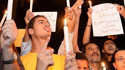 Nuevas protestas en Marruecos por el caso de la pederastia