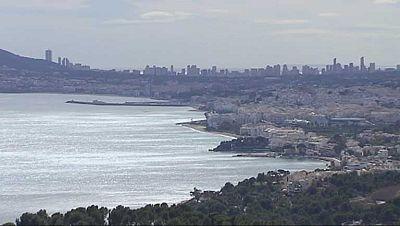 Greenpeace analiza la situación del litoral español desde 1987 hasta 2005