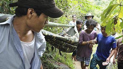 En Vietnam, un hombre y su hijo han sobrevivido durante 40 años en mitad de la jungla