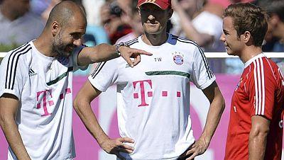 El Bayern debuta en la Bundesliga