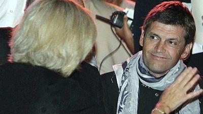 Tito Vilanova regresa a la vida pública
