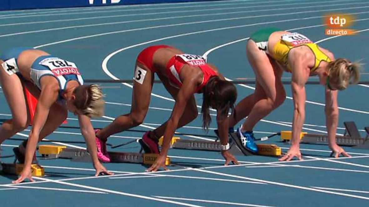 Mundial de atletismo Moscú 2013 - Sesión matinal 2 - 11/08/13 - ver ahora