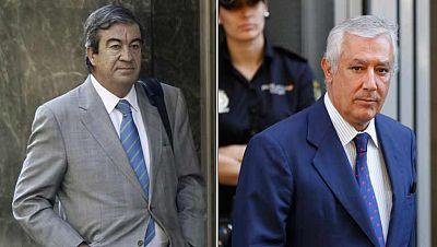 Arenas y Álvarez Cascos niegan una presunta contabilidad B en el partido popular