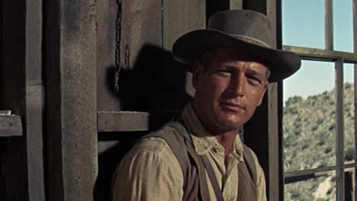 Clásicos de La 1: 'Un hombre', protagonizada por Paul Newman