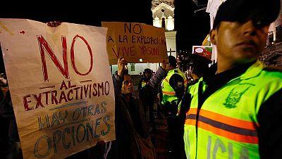 Ecuador aprueba la extracción de petróleo en Yasuní