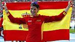 Ruth Beitia da la segunda medalla a España