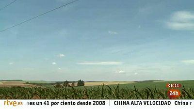 En Paraguay, el monocultivo extensivo de la soja ha expulsado a 90 mil familias al año hacia la capital
