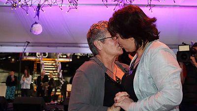 Nueva Zelanda celebra las primeras bodas gay tras legalizar el matrimonio homosexual