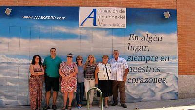 Barajas homenajea a las 154 víctimas del accidente de Spanair hace cinco años