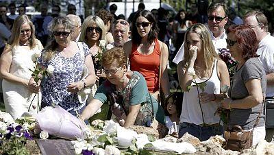 Víctimas y familiares de fallecidos en el accidente de Spanair reclaman que se reabra la investigación judicial