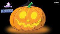 Animación - la historia de la calabaza de halloween