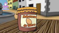 Animación - La historia de la mayonesa