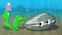 Animación - La pesca de la almeja