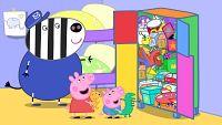 Un armario para los juguetes
