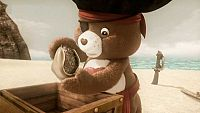 Bearied treasure
