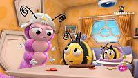 Buzzbee's babysitter
