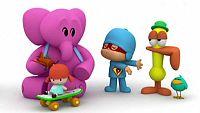 Los consejos de Super Pocoyó - Compartir los juguetes