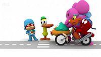 Los consejos de Super Pocoyó - Cruzar por el paso de peatones