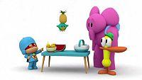 Los consejos de Super Pocoyó - Comer fruta